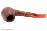 Vauen Leopold 5161 Sandblast Tobacco Pipe Top