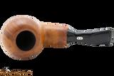 Chacom Reverse Calabash Orange Tobacco Pipe Top