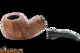 Chacom Reverse Calabash Brown Tobacco Pipe Apart
