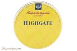 McConnell Highgate Pipe Tobacco Front