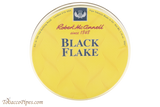 McConnell Black Flake Pipe Tobacco Front