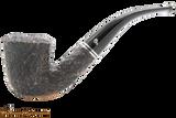 Peterson Dublin Filter B10 Rustic Tobacco Pipe Fishtail