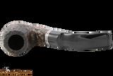 Peterson Dublin Filter 221 Rustic Tobacco Pipe Fishtail Top