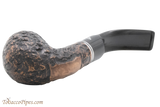 Peterson Dublin Filter 221 Rustic Tobacco Pipe Fishtail Bottom