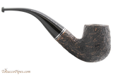 Peterson Dublin Filter XL90 Rustic Tobacco Pipe Fishtail Right Side
