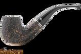 Peterson Dublin Filter XL90 Rustic Tobacco Pipe Fishtail