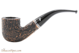 Peterson Dublin Filter 01 Rustic Tobacco Pipe Fishtail