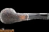Peterson Dublin Filter 68 Rustic Tobacco Pipe Fishtail Bottom