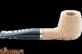 Molina Barasso Unfinished Sandblast 110 Tobacco Pipe Right Side