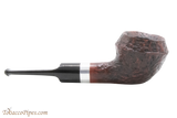 Rattray's Raven 120 Rustic Tobacco Pipe Right Side