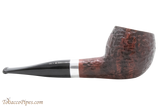 Rattray's Raven 121 Rustic Tobacco Pipe Right Side