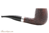 Rattray's Raven 122 Rustic Tobacco Pipe Right Side