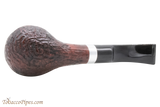 Rattray's Raven 123 Rustic Tobacco Pipe Bottom