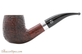 Rattray's Raven 124 Rustic Tobacco Pipe