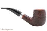 Rattray's Raven 124 Rustic Tobacco Pipe Right Side