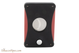 Rattray's Heavy Harry Black Red Cigar Cutter