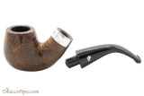 Peterson Short 230 Smooth Tobacco Pipe Fishtail Apart