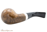 Peterson Short 03 Smooth Tobacco Pipe Fishtail Bottom