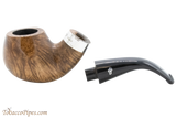 Peterson Short 03 Smooth Tobacco Pipe Fishtail Apart