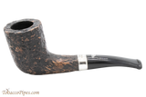Peterson Short 268 Rustic Tobacco Pipe Fishtail