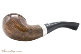 Peterson Short 999 Smooth Tobacco Pipe Fishtail Bottom