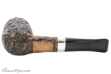 Peterson Short 264 Rustic Tobacco Pipe Fishtail Bottom