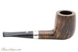 Peterson Short 264 Smooth Tobacco Pipe Fishtail Right Side