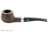 Peterson Short 406 Smooth Tobacco Pipe Fishtail