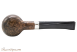 Peterson Short 406 Smooth Tobacco Pipe Fishtail Bottom