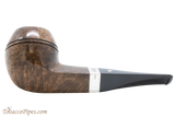 Peterson Short 150 Smooth Tobacco Pipe Fishtail Bottom
