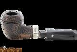 Peterson Short 150 Rustic Tobacco Pipe Fishtail Apart