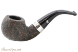Peterson Short 03 Rustic Tobacco Pipe Fishtail