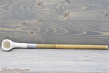 Old German Clay Pipe 38-2 White Finish Top