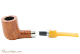 Mastro De Paja Ciocco Natural 6 Tobacco Pipe Apart