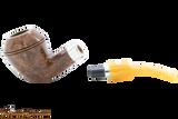 Mastro De Paja Ciocco Dark 7 Tobacco Pipe Apart