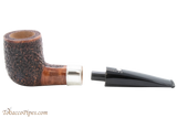 Mastro De Paja Commissioner Tobacco Pipe Apart