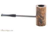 Nording Compass Macarthur Brown Grain Tobacco Pipe Right Side