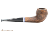 The French Pipe 8 Smooth Tobacco Pipe Right Side
