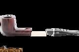 Rossi Rubino Antico 111 Smooth Tobacco Pipe Apart