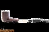 Rossi Rubino Antico 404 Smooth Tobacco Pipe Apart