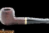 Savinelli New Oscar 207 Rustic Brown Tobacco Pipe