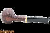 Savinelli New Oscar 207 Rustic Brown Tobacco Pipe Bottom