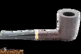 Savinelli New Oscar 412 KS Rustic Brown Tobacco Pipe Right Side
