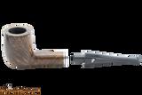 Peterson Dublin Filter 6 Tobacco Pipe Fishtail Apart