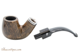 Peterson Dublin Filter 221 Tobacco Pipe Fishtail Apart