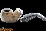 Peterson Dublin Filter 03 Tobacco Pipe Fishtail Apart