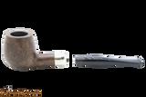 Peterson Irish Made Army 86 Tobacco Pipe - Fishtail Apart