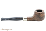 Peterson Irish Made Army 406 Tobacco Pipe - Fishtail Right Side