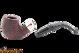 Peterson Standard System Sandblast 314 Tobacco Pipe PLIP Apart