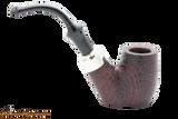 Peterson Standard System Sandblast 306 Tobacco Pipe PLIP Right Side